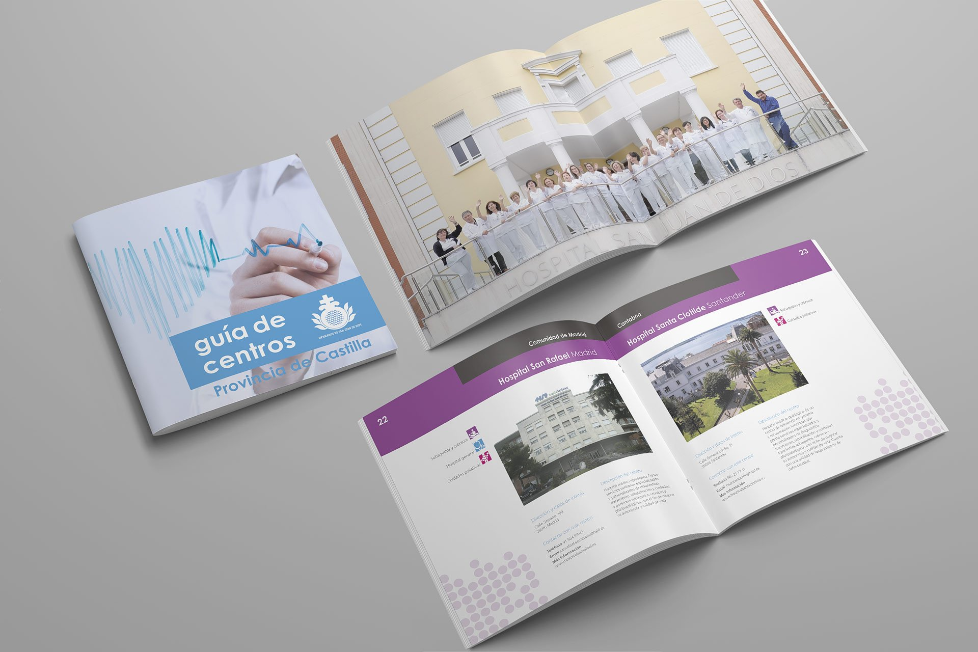 Guía de Centros Hospital San Juan de Dios Provincia de Castilla