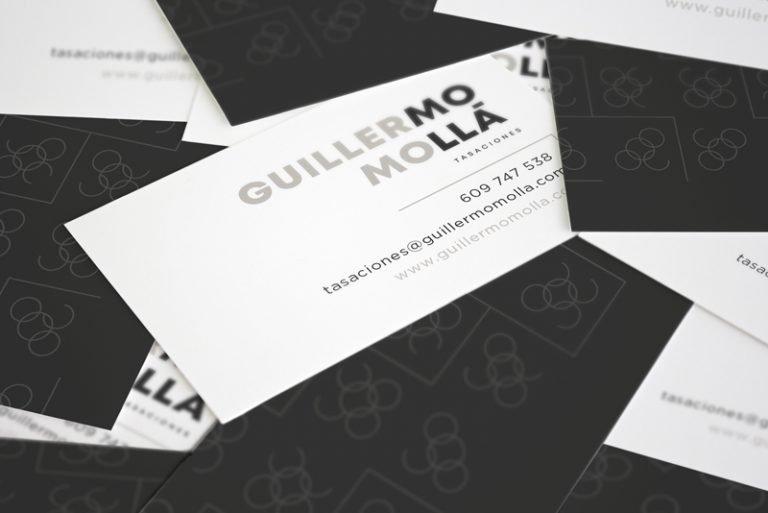 Tarjeta Guillermo Mollá 2