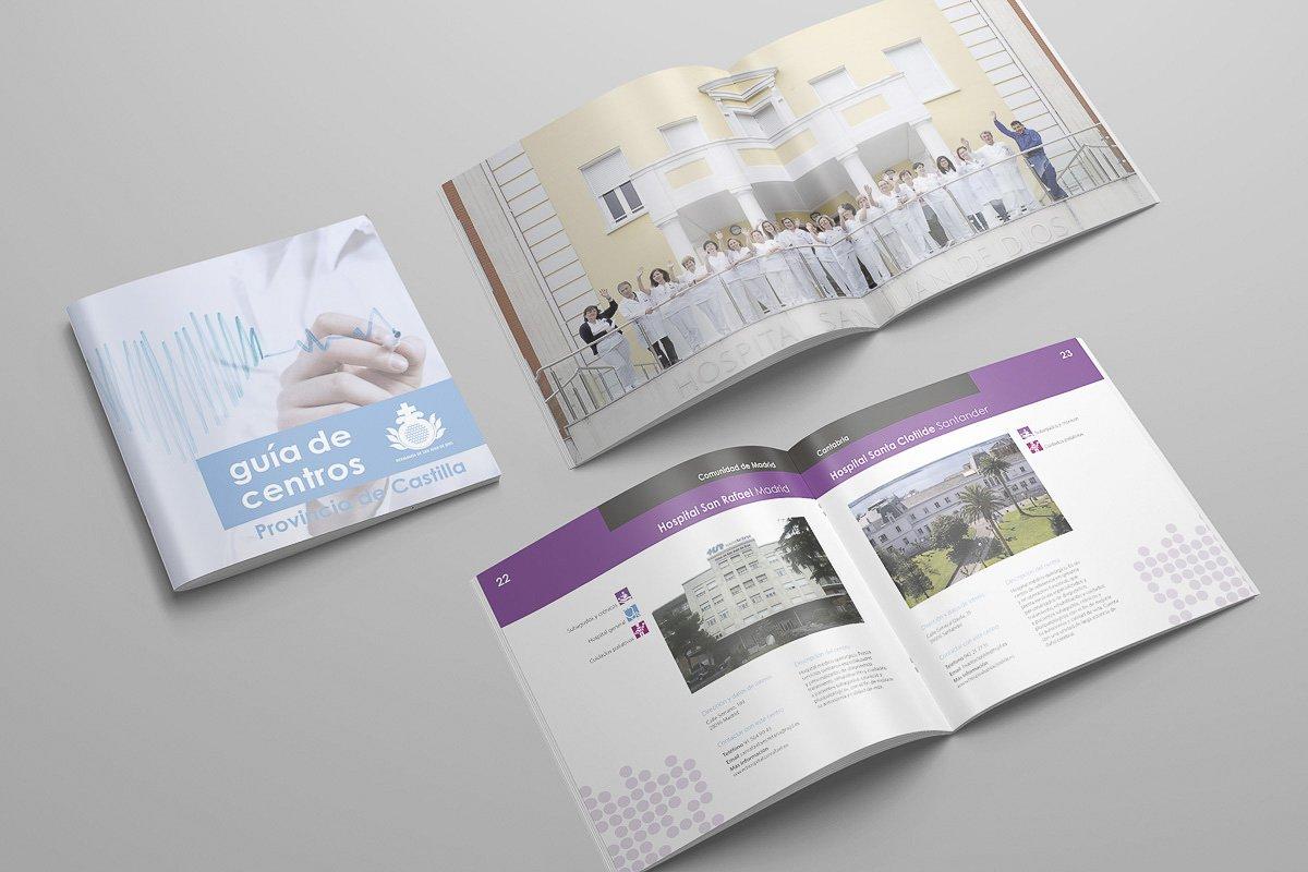 Guía de Centros Provincia Castilla Hospital San Juan de Dios