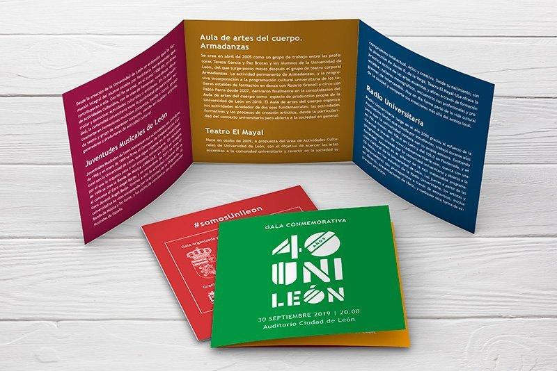 40th Anniversary University of Leon 7