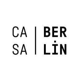 Logo en negativo de Casa Berlín