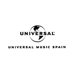 Logo en Negativo de Universal
