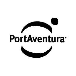 Logo en Negativo de PortAventura