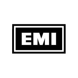 Logo en Negativo de EMI