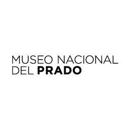 Logo en negrativo del Museo Nacional del Prado