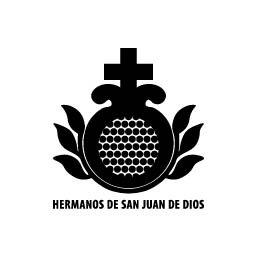 Logo en Negativo de Hermanos de San Juan de Dios