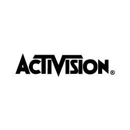 Logo en Negativo de Activision
