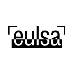 Logo en negativo de Eulsa
