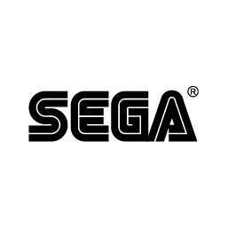 Logo en negativo de SEGA