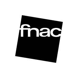 Logo en negatio de Fnac