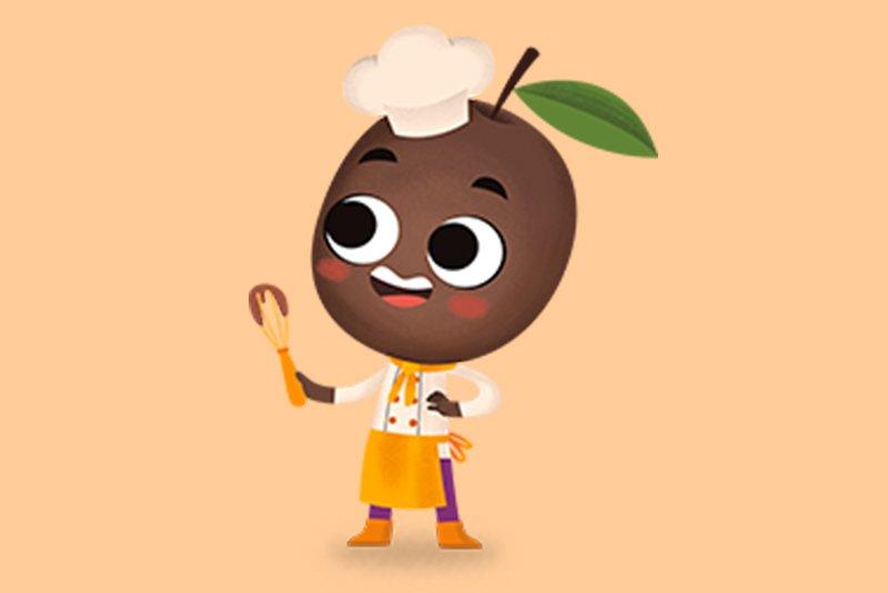 Choc de Oliva Clan el cocinero